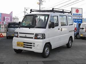 三菱 ミニキャブバン CD 車検4年2月 修復歴なし 走行8.5万キロ 保証付き