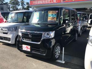 ホンダ N-BOX G・Lホンダセンシング LEDヘッドライト 届出済未使用車