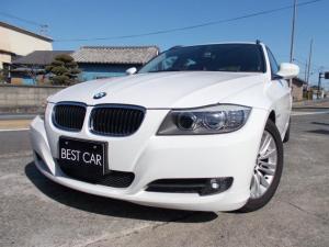 BMW 3シリーズ 320iツーリング 純正HDDナビ ETC
