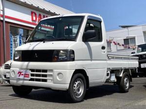 三菱 ミニキャブトラック VX-SE オートマ エアコン パワステ 2WD 作業灯 タイミングベルト交換済み