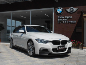 iBMW BMW 320iツーリングMスポーツ パノラマルーフ OP19アルミ
