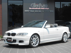 BMW 3シリーズ 330Ciカブリオーレ 2DINHDDナビ OP18アルミ