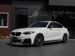 BMW 2シリーズ M235iクーペ 新品Mパフォーマンスエアロ&19AW