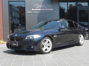BMW 5シリーズ 523iMスポーツパッケージ OP19アルミ サンルーフ