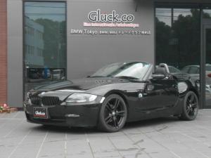 BMW Z4 ロードスター2.5i M18インチアルミ 黒革シート