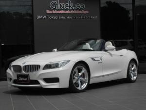 BMW Z4 sDrive35i Mスポーツ デザインピュアホワイト 白革シート フルセグTV