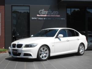 BMW 3シリーズ 320i Mスポーツパッケージ 純正HDDナビ DVD再生 ミュージックサーバー