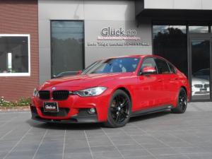 BMW 3シリーズ 320d Mスポーツ Mパフォーマンスエアロ OPM19インチアルミ ドライブレコーダー レザーシート シートヒーター ビルトインETC