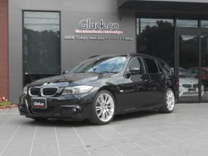 BMW 3シリーズ 320iツーリング Mスポーツパッケージ OPM18インチアルミ フルセグTV DVD再生 バックカメラ