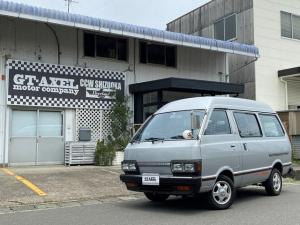 日産 バネットバン  サニーバネット コーチ ガソリン車 2.0 SGX ワゴン 5速MT 8人乗り J093