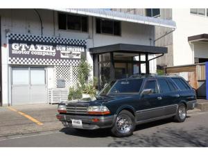 日産 グロリアワゴン SGLリミテッド Y30 V6 2000cc コラムAT ベンチシート I058