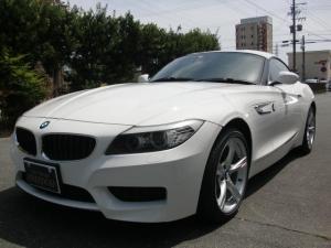 BMW Z4 sDrive20i Mスポーツ 黒革 禁煙車 電動オープン