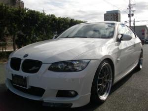 BMW 3シリーズ 335Mスポ 禁煙 SR レカロ 新品タイヤ 希少部品装着車