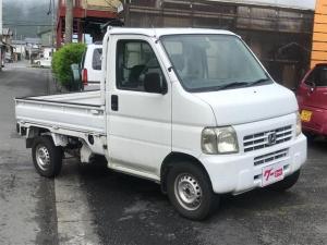ホンダ アクティトラック SDX 5速MT エアコン パワステ 軽トラック ホワイト