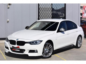 BMW 3シリーズ 320d Mスポーツ アドバンスアクティブセーフティPKG 純正オプション19インチアルミ