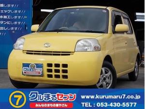 ダイハツ エッセ L 4WD Tチェーン キーレス エアコン CD WエアB