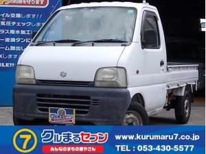 スズキ キャリイトラック 4WD 5MT 3方開 最大積載量350キロ