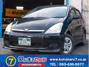トヨタ ウィッシュ X Tチェーン キーレス 電格ミラー エアコン CD ABS