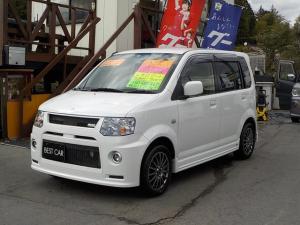 三菱 eKスポーツ ロアコンプリートR ターボ レカロシート RAYSアルミ