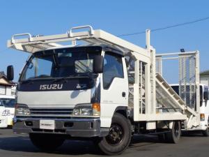 いすゞ エルフトラック ディーゼルターボ 3台積 最大積載量3400kg 箱田製作所