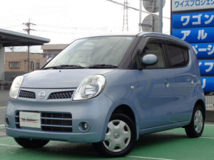 日産 モコ E ユーザー様買取車 1年保証 車検整備
