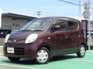 日産 モコ E ユーザー様買取車 インパネオートマ スマートキー タイミングチェーン