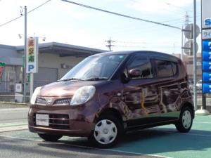 日産 モコ E ショコラティエセレクション インパネオートマ タイミングチェーン 車検整備付