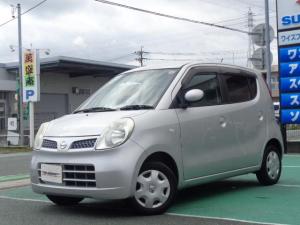 日産 モコ S ワンオーナー様買取車 タイミングチェーン 車検整備付