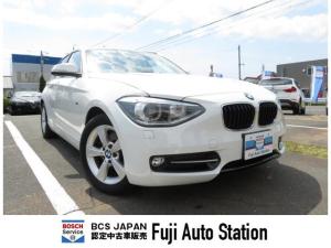 BMW 1シリーズ 116i スポーツ 禁煙車 純正ナビ 純正ホイール ETC
