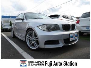 BMW 1シリーズ 135i 純正ナビ キーレス 禁煙車 ETC シートヒーター