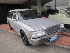 トヨタ クラウンバン DX 5MT
