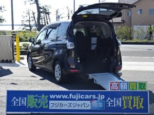 トヨタ シエンタ G 車いす仕様車 タイプ1 助手席セカンドシート付
