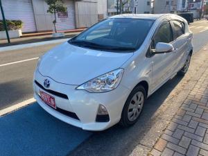 トヨタ アクア S スマートキー プッシュスタート
