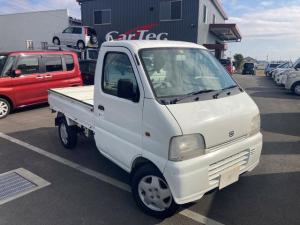 スズキ キャリイトラック ターボ 車検二年付き価格 オートマ エアコン クリーニング済 軽自動車