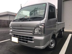 スズキ キャリイトラック KCエアコン・パワステ 切替式4WD 5速マニュアル