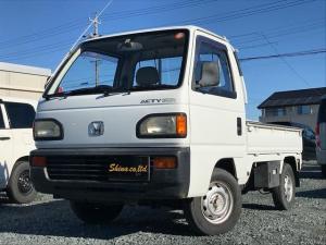 ホンダ アクティトラック ベースグレード ユーザー様買取車 MT車