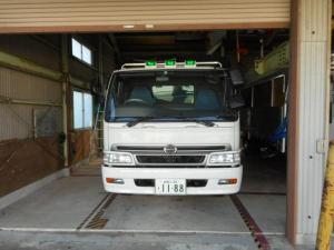 日野 ヒノレンジャー スーパーフロア 茶葉運搬仕様 積載7.2t