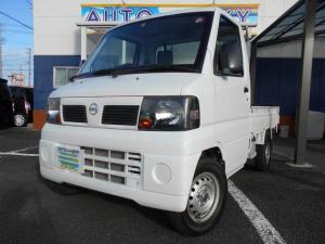 日産 クリッパートラック SD 4WD オートマ エアコン パワステ 保証付 走行2万キロ