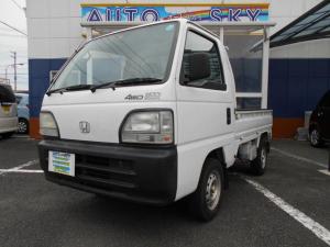 ホンダ アクティトラック SDX 4WD MT 保証付 走行4.6万キロ