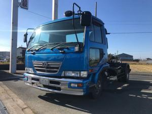 UDトラックス コンドル 4t アームロール車