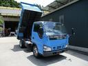 いすゞ/エルフトラック 70/ 低床 2t ダンプ  排ガスOK
