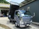 いすゞ/エルフトラック 85/ カスタム 低床 2t ダンプ 電格ミラー キーレス
