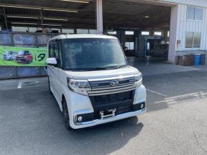 ダイハツ タント カスタムRS トップエディションSAIII ナビ・バックモニター・シートヒーター