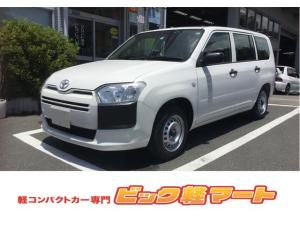トヨタ プロボックス DXコンフォート キーレス パワステ パワーウィンドー バックカメラ ETC搭載 ナビ Bluetooth対応 電格ミラー