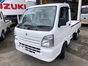スズキ キャリイトラック KCエアコン・パワステ 5MT/4WD