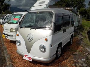 スバル サンバーディアス ディアスII マレッサ スーパーチャージャー バス仕様 4WD オートマ エアコン パワステ