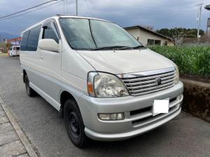 トヨタ レジアス V Lパッケージ 1ナンバー貨物登録