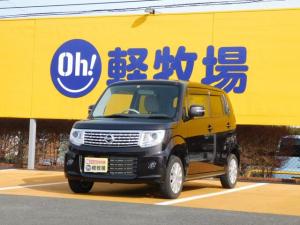 日産 モコ ドルチェX 革シート バックカメラ オートライト HID