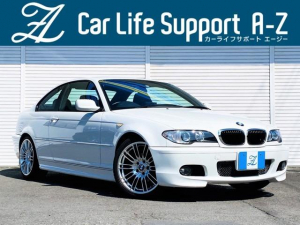 BMW 3シリーズ 318Ci Mスポーツ アルピンホワイト ナビ ETC