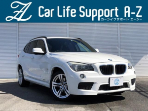 BMW X1 sDrive 18i Mスポーツパッケージ 純正ナビ 禁煙車 ETC キセノン 18AW
